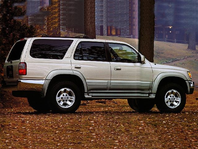 Charming 1997 Toyota 4Runner Limited In Cary, NC | Raleigh Toyota 4Runner |  Crossroads Ford Of Cary
