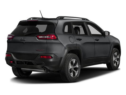 2016 Jeep Cherokee Trailhawk In Cary Nc Crossroads Ford Of
