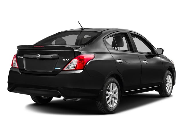 2017 Nissan Versa Sedan Sv In Cary Nc Crossroads Ford Of
