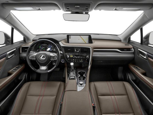 2018 Lexus Rx 450h F Sport In Cary Nc Crossroads Ford Of