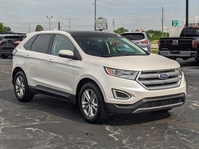 2015 Ford Edge SEL in Cary, NC - Crossroads Ford of Cary