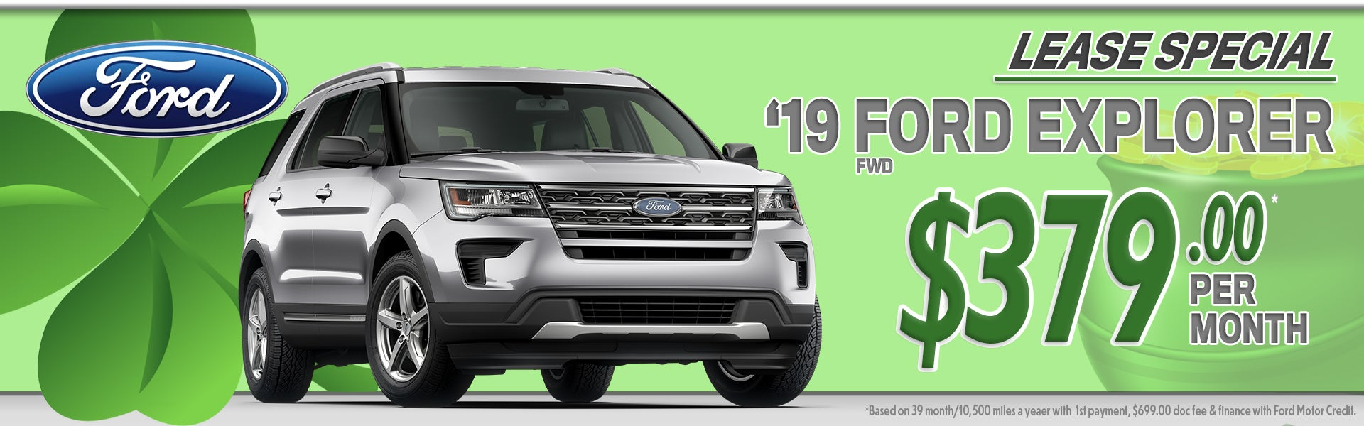 lease a 2019 ford explorer | crossroads ford of cary specials cary, nc