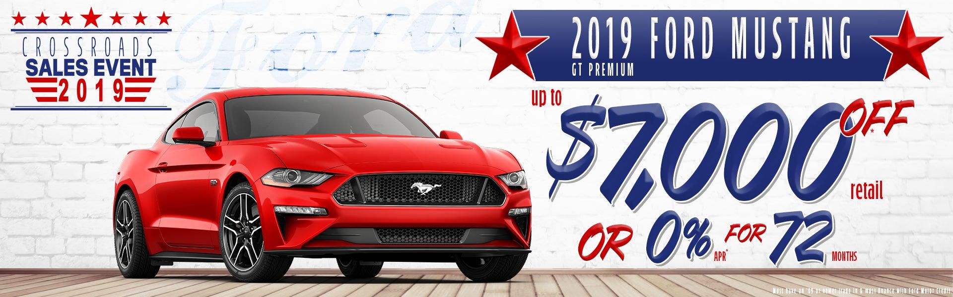 2019 Mustang Gt Premium
